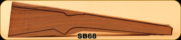Stock Blank - Rifle Stock - Grade 2 New Zealand Walnut - SB68