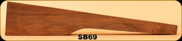 Stock Blank - Rifle Stock - Grade 2 New Zealand Walnut - 8 - PR1 - SB69