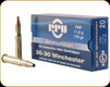 PPU - 30-30 Win - 170 Gr - FSP - 20ct - PP30302