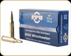 PPU - 243 Win - 100 Gr - Soft Point - 20ct - PP2432