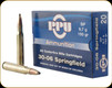 PPU - 30-06 Sprg - 150 Gr - SP - 20ct - PP30061