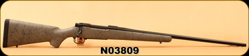 "Consign - Nosler - 28Nosler - M48 Liberty - Grey w/Black Web Synthetic Sporter/Graphite Cerakote, 26""Barrel, 1:9""Twist"