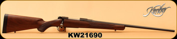 """Consign - Kimber - 300WSM - Model 8400 Classic - A Grade French Walnut/Blued, 24""""Barrel, Only 30 rounds"""