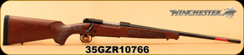 """Winchester - 243Win - Model 70 Featherweight Compact - Bolt Action Rifle Walnut Stock/Blued, 20"""" Barrel, 5 Rounds, Mfg#535201212, S/N 35GZR10766"""