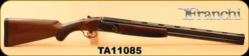 "Used - Franchi - 12Ga/3""/26"" - Instinct L - O/U Shotgun - A-Grade Satin Walnut, Prince-of-Wales Stock/Case Hardened Receiver/Blued Chrome-Lined Barrels, Auto Ejectors"