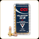 CCI - 22 LR - 40 Gr - Velocitor - Copper-Plated Hollow Point - 50ct - 0047