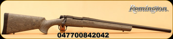 """Remington - 6.5Creedmoor - Model 700 SPS Tactical AAC-SD - Bolt Action Rifle - Ghillie Green Hogue Overmolded Pillar Bedded Synthetic Stock/Matte Blued, 22"""" Heavy Barrel, Threaded 5/8x24, Mfg# 84204"""