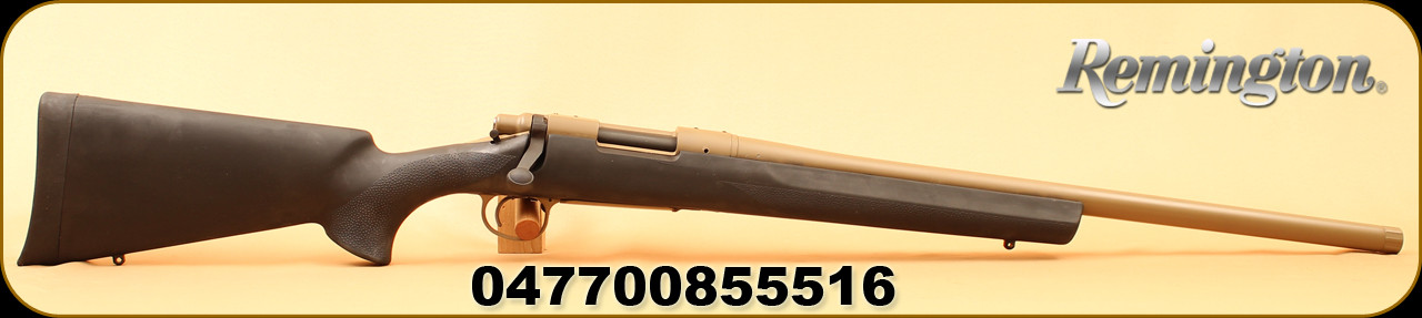 Remington - 6 5Creedmoor - 700 SPS Tactical Coyote Tan - Bolt Action
