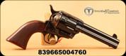 "Taylor's & Co - 45LC - Uberti - Model 1873 Smokewagon - Taylor Tuned - Checkered Walnut/Blued Finish w/Case Hardened Frame, 4.75""Barrel, Mfg# 4109DE"