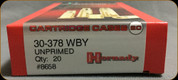Hornady - 30-378 Wby Mag - 20ct - 8658