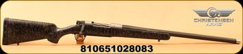 "Christensen Arms - 280AI - Ridgeline - Black w/Grey Web Carbon Fiber Composite Stock/Stainless Steel Aerograde Carbon Fiber Wrapped, 24""Barrel, Match-Grade Trigger, Mfg# CA10299-M14311"