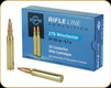 PPU - 270 Win - 150 Gr/9,7g - Rifle Line - SP - 20ct - PP2702