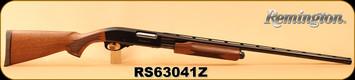 "Consign - Remington - 20Ga/3""/28"" - 870 Wingmaster Lightweight - Pump Action Shotgun - Walnut Stock/Blued, Vent Rib Barrel, 4 Rounds, Mfg# 26947 - Unfired - In original box"
