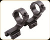 Nikon - M-Tactical - 2-Piece Scope Mount for MSR - Picatinny Style - 30mm - 16562