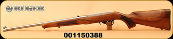 "Ruger - 22LR - 10/22 Classic III - Semi-Auto - Deluxe Altamont French Walnut/Stainless, 20""Barrel, TALO Exclusive, Mfg# 21196, S/N 001150388"