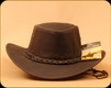 Innova - Lone Gang Leather Hat - Large