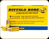 Buffalo Bore - 38 S&W (38 Colt New Police) - 125 Gr - Hard Cast Flat Nose  - 20ct - 20.5A