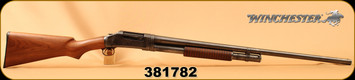"Consign - Winchester - 12Ga/30"" - Model 1897 - Pump Action - Walnut/Blued, Made in 1907"