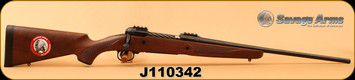 "Used - Savage - 270Win - Model 111 Lightweight Hunter - Ladies/Youth Model - Walnut Sporter Stock/Matte Black, 20"" Ultralite Barrel, AccuTrigger"