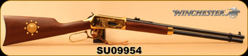 "Consign - Winchester - 30-30Win - Model 1894 Sioux Carbine - Walnut/Brass Receiver & Trigger Guard/Blued, 20""Barrel, made in 1976, S/N SU09954 - In original box"