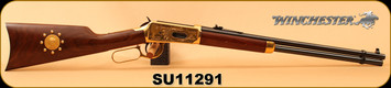 "Consign - Winchester - 30-30Win - Model 1894 Sioux Carbine - Walnut/Brass Receiver & Trigger Guard/Blued, 20""Barrel, made in 1976, S/N SU11291 - In original box"
