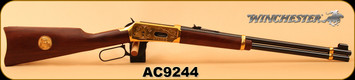 "Consign - Winchester - 30-30Win - Model 1894 Apache Carbine - Walnut/Brass Receiver/Blued, 20""Barrel, made in 1974, S/N AC9244 - In original box"