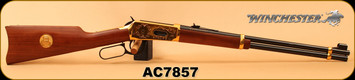 "Consign - Winchester - 30-30Win - Model 1894 Apache Carbine - Walnut/Brass Receiver/Blued, 20""Barrel, made in 1974, S/N AC7857 - In original box"