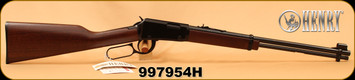 "Henry - 22LR - Classic Lever Action - American Walnut/Black Receiver/Blued, 18.5""Barrel, Mfg# H001, S/N 997954H"