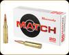 Hornady - 260 Rem - 130 Gr - Match - ELD - 20ct - 8553