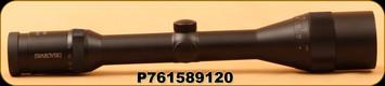 Consign - Swarovski - 4-16x50 - Habicht - Matte Black, 30mm tube, Duplex