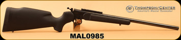 "Consign - Thompson Center - 30-30WinImp - G2 Contender - Black Synthetic/Blued, 22""Custom Bullberry Barrel, 6-hole base, Hammer Extender"