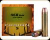Federal - 460 S&W - 260 Gr - Fusion - JHP - 20ct - F460FS1