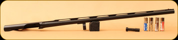 "Benelli - 12Ga/28"" - Super Black Eagle II Barrel w/Chokes - Matte"