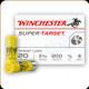 """Winchester - 20 Ga 2.75"""" - 7/8oz - Shot 8 - Super-Target - Target Load - 25ct - TRGT208"""