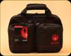 Allen - Ruger Sendero Duplex Attache Case - Black w/Red Trim - 27416