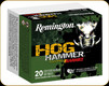 Remington - 44 Rem Mag - 225 Gr - Hog Hammer - Barnes XPB HP - 20ct - 27804