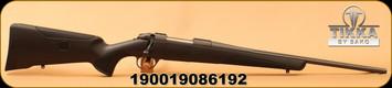 "Sako - 6.5Creedmoor - Finnlight II - Lightweight RTM fiberglass stock w/soft-touch grips & Adjustable cheek piece/Stainless Steel w/Grey Cerakote, 20.4""Barrel, Mfg# SBV6314A193070"