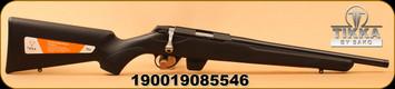"Tikka - 22LR - Model T1X MTR - Modular Black Synthetic Stock/Blued, 16""Threaded Barrel 1/2x28, 10rd Magazine, Mfg# TF17512A138B28"