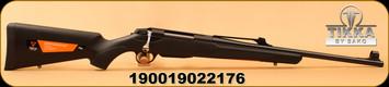 "Tikka - 308Win - T3X Battue Lite - Bolt Action Rifle - Black Modular Synthetic Stock/Blued, 20""Barrel, 1:11 Twist, 3rds, TruGlo Fiber Optic Sights, Mfg# TF1T29BL603"