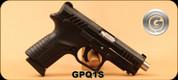 "Grand Power - 9mm - Model Q1S - strikerfire semi-auto - Black Finish Polymer, CrNiMo steel slide, 4.25""Barrel, 2 magazines"