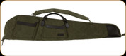 "Allen - North Platte - Shotgun Case - 52"" - Olive w/Brown Leather - 543-52"