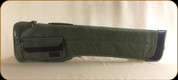 "Allen - North Platte - Takedown Shotgun Case - 36"" - Olive w/Brown Leather - 544-36"