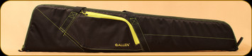 "Allen - Flagstaff Rifle Case - 46"" - Black w/Lime Green - 630-46"