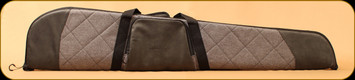 "Allen - South Fork Quilted Rifle Case - 48"" - Gray/Charoal - 701-48"