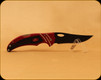 Buck Knives - Volt - Red - 0710RDS1/12344