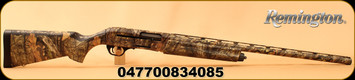 "Remington - 12Ga3""/26"" - V3 Field Sport - Semi Auto Shotgun - Synthetic Stock/Mossy Oak Break Up Country, Vent Rib Barrel, 3 Rounds, Mfg# 83408"