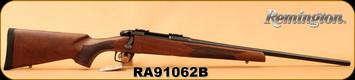 "Remington - 6.5Creedmoor - Model 783 Walnut - American Black Walnut/Blued, 22""Barrel, Crossfire Adjustable Trigger, MFG# 85866, S/N RA91062B"