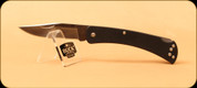 Buck Knives - Slim Hunter - Nail Notch - Pro Black G10 - 3110BKS4