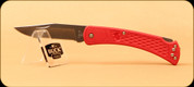 Buck Knives - Slim Hunter - Nail Notch - Red - 3110RDS2