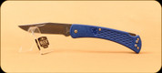Buck Knives - Slim Hunter - Nail Notch - Blue - 3110BLS2